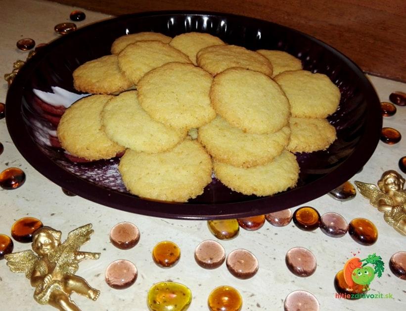 Kokosové sušienky (bezlepkové)