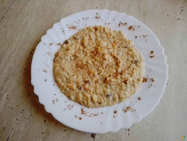 "Ovsená kaša ""Carrot cake"" (fotopostup)"