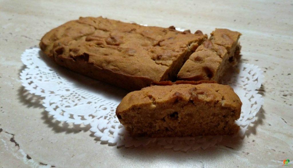 Datľový chlebík (bezlepkový)