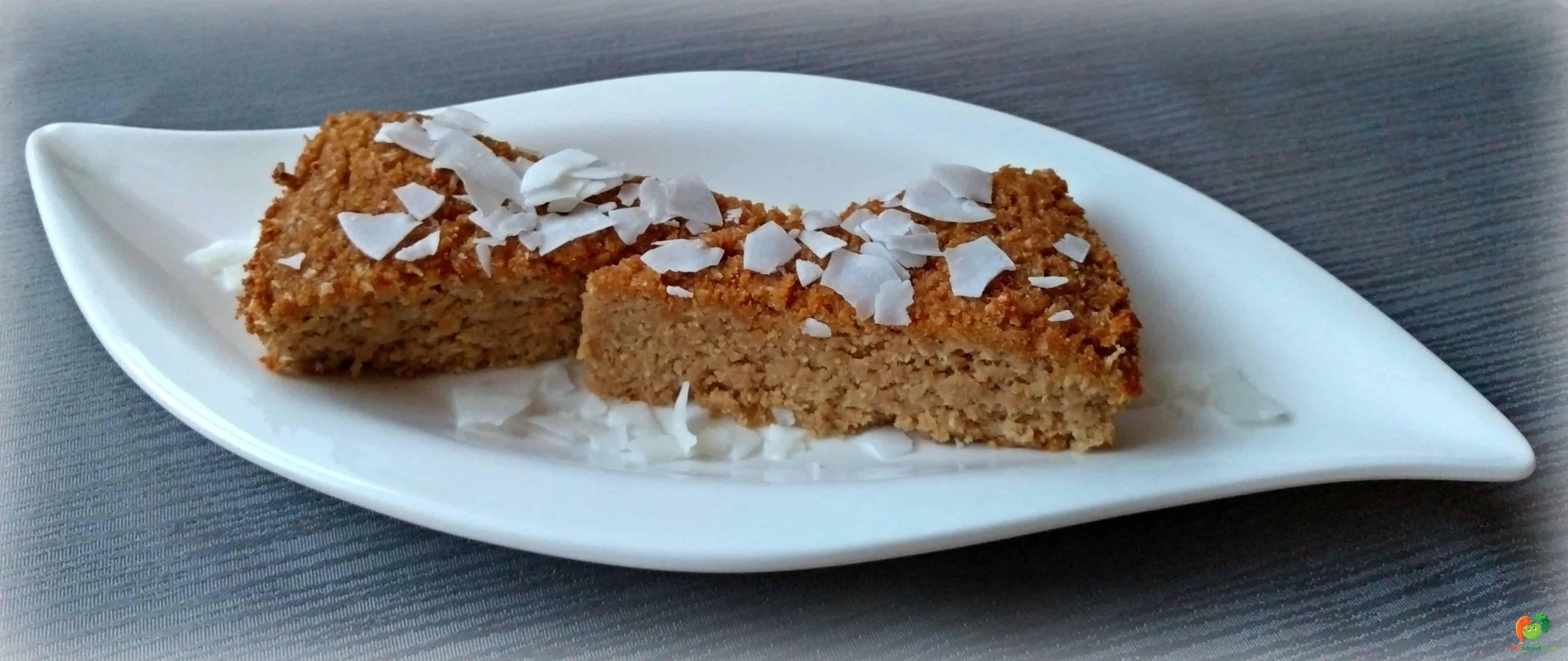 Kokosová torta bez alergénov
