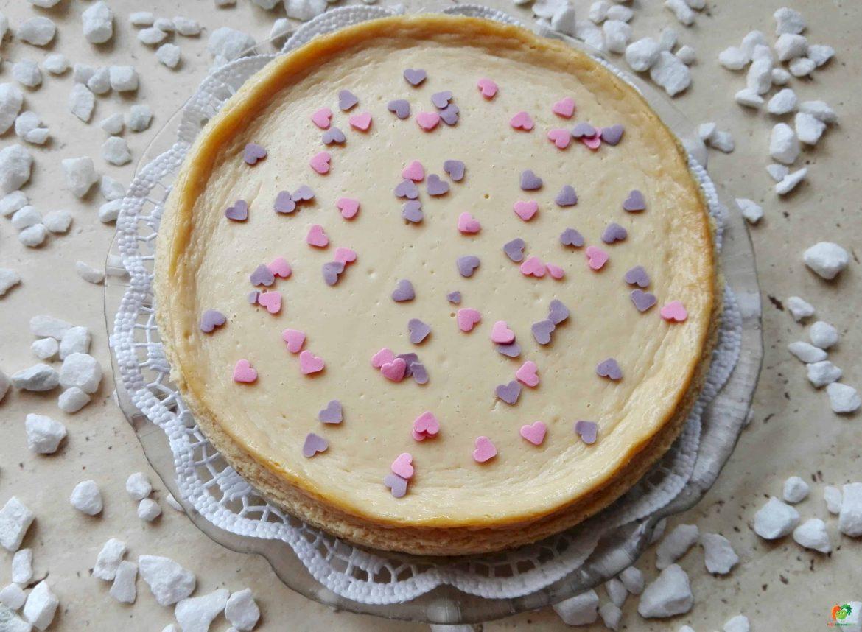 Cheesecake (bezlepkový)