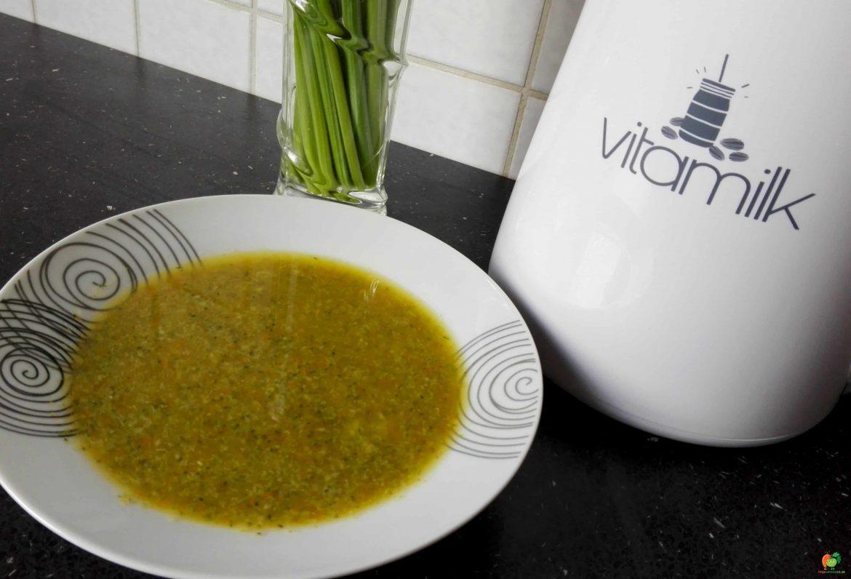 Brokolicová polievka z Vitamilku