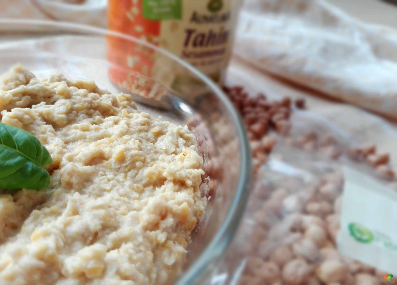 Hummus - cícerová pomazánka