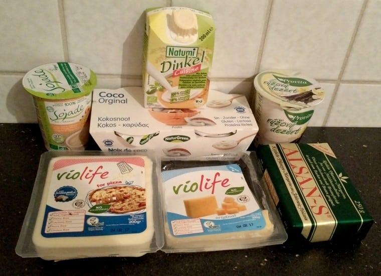 Život bez mliečnych produktov