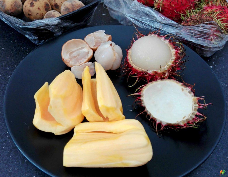 Ovocná Ázia v mojej kuchyni (recenzia)