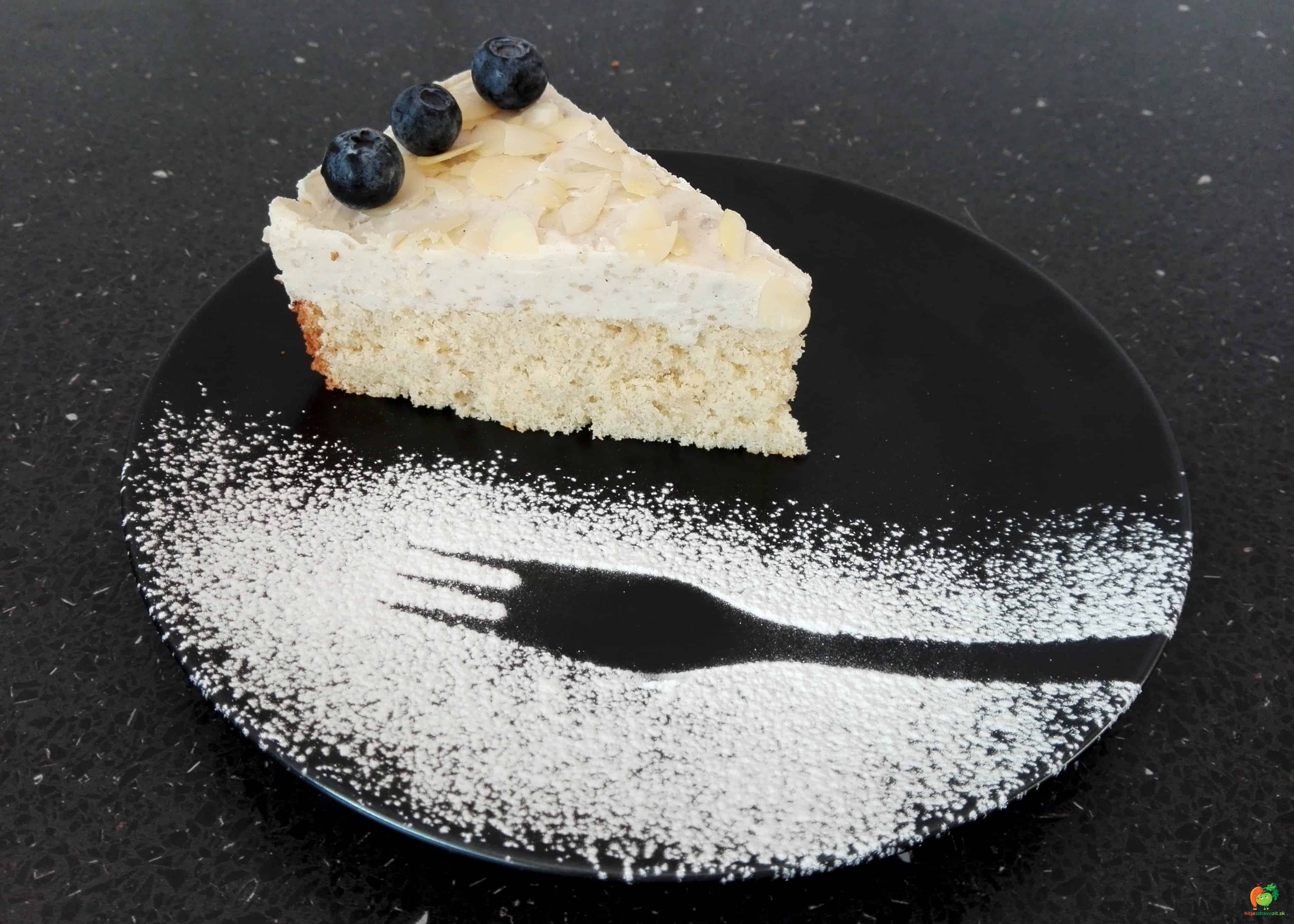 Slávnostná torta pre histaminikov