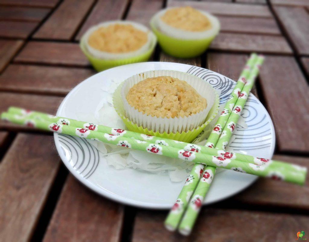 kokosové muffiny 1