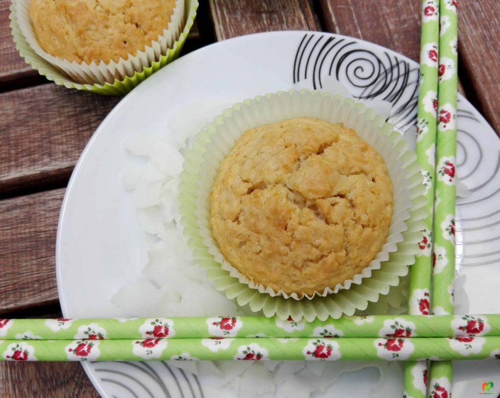 kokosové muffiny 2