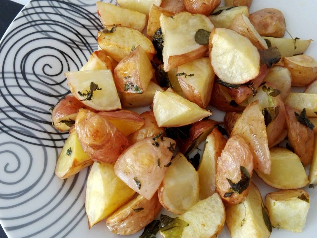 zemiaky upečené