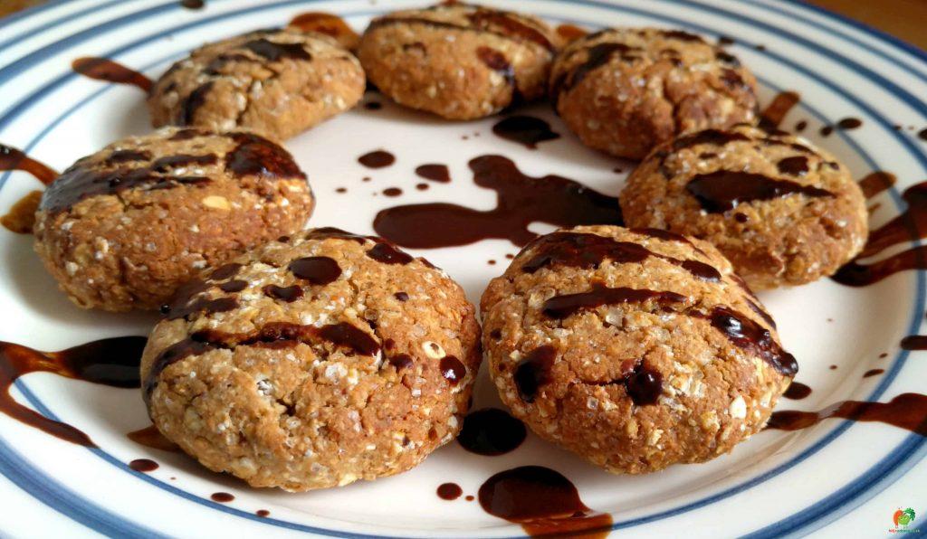 ovsené keksy 2