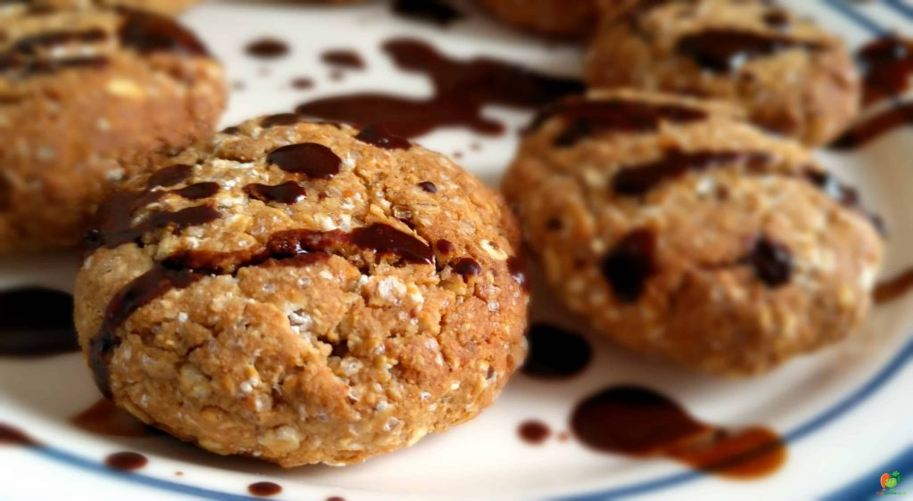 ovsené keksy 4