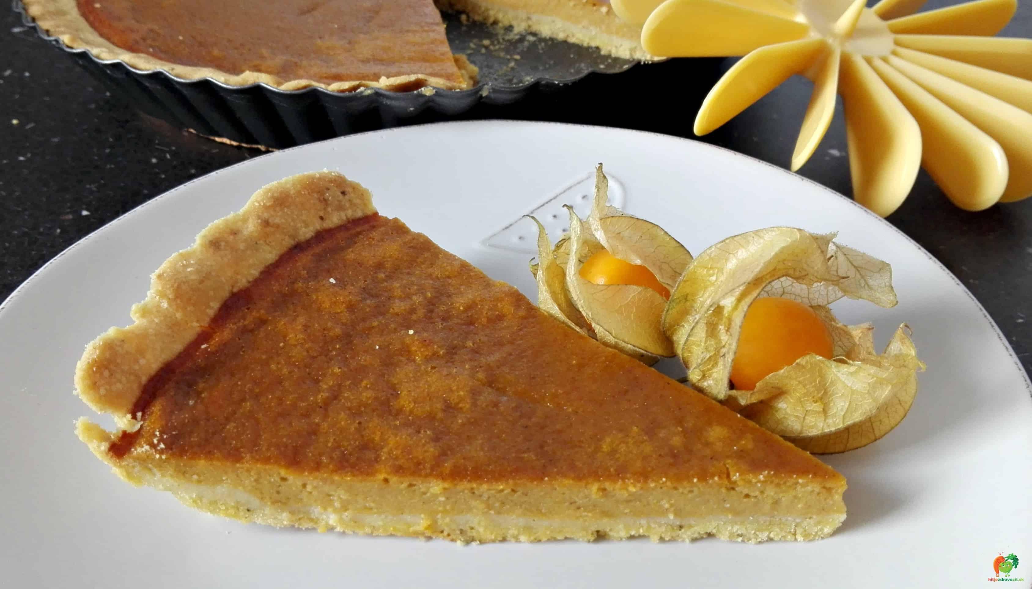 Americký pumpkin pie