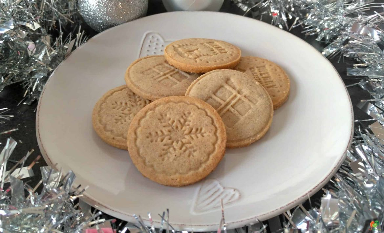 Pohánkovo-vanilkové sušienky