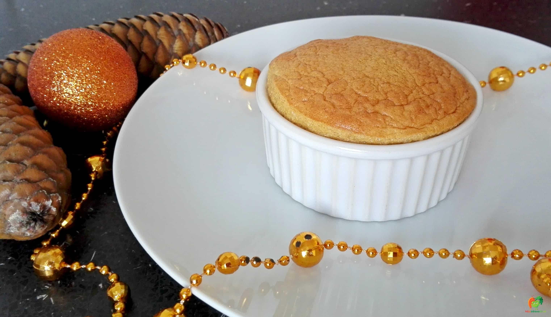Falošné karamelovo-kávové suflé