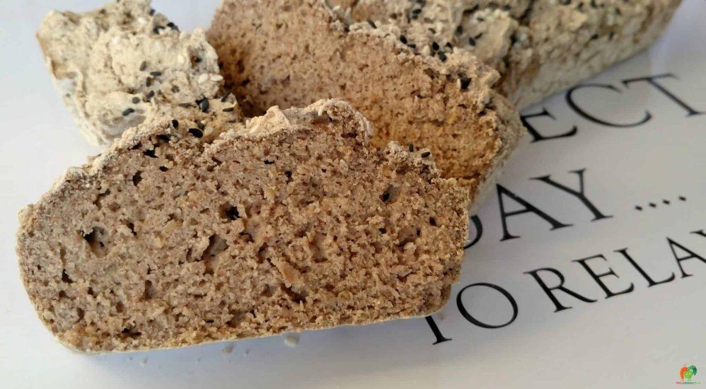 Bezlepkový nízkohistamínový chlieb