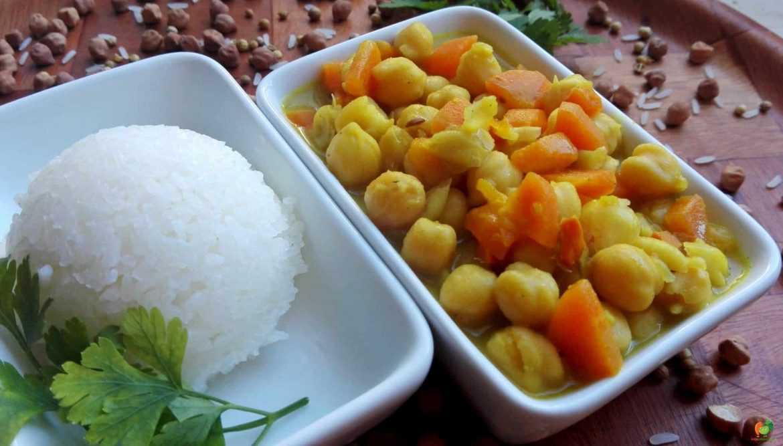 Cícerové curry aj pre histaminikov