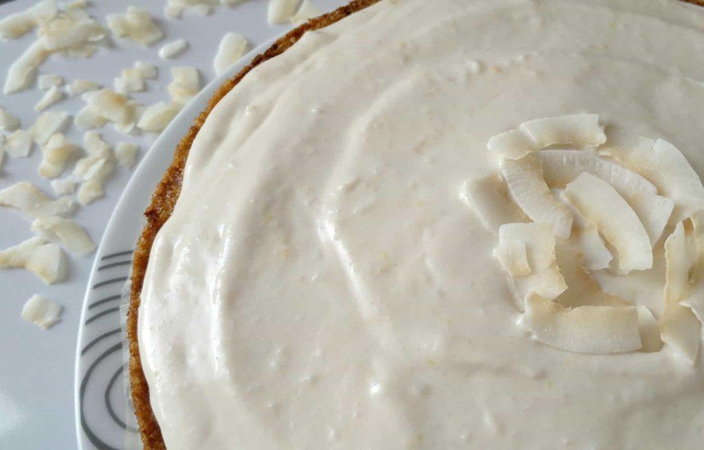 kokosová torta 1