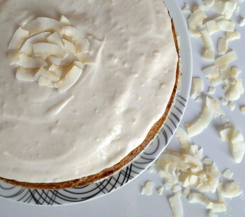 kokosová torta 2
