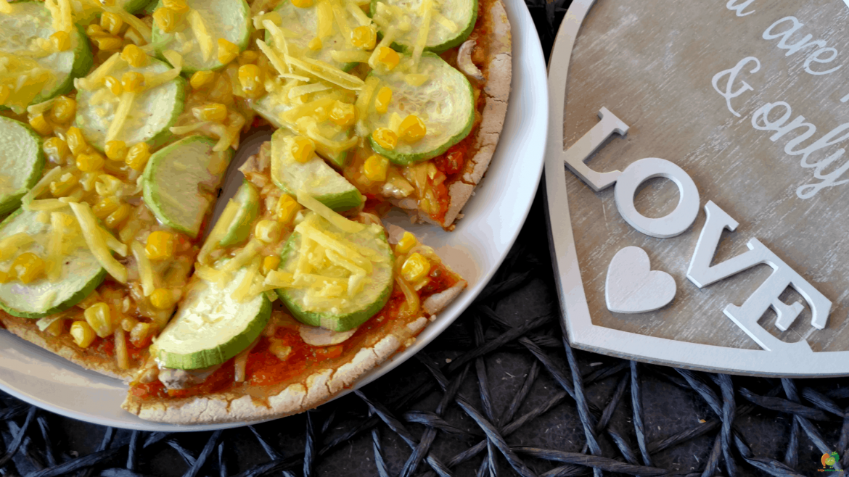 Pizza pre histaminikov (bez lepku)