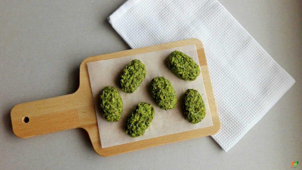 brokolicové mini fašírky 1