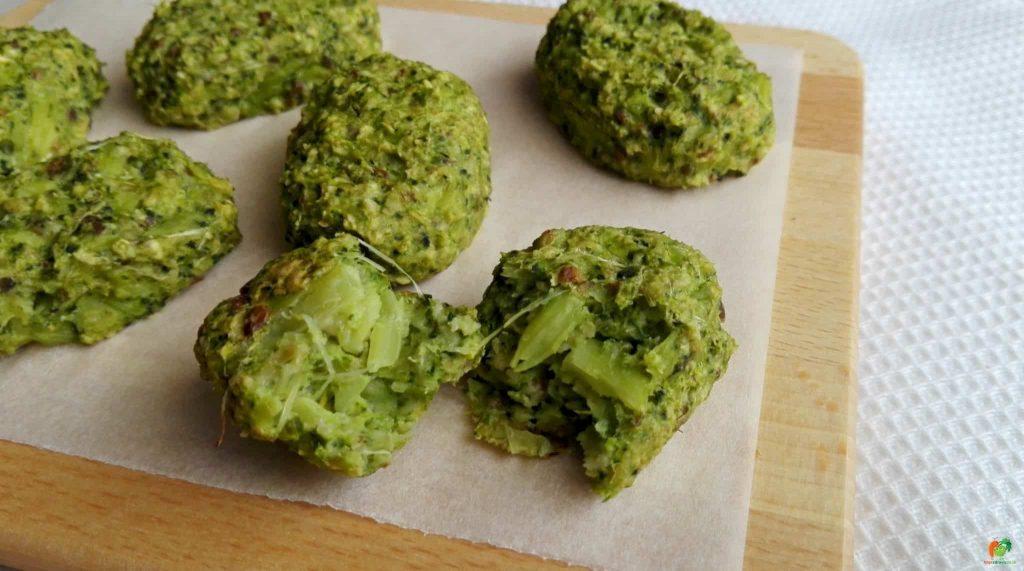 brokolicové mini fašírky 3