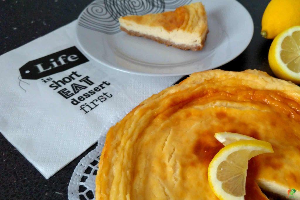 citronový cheesecake 3