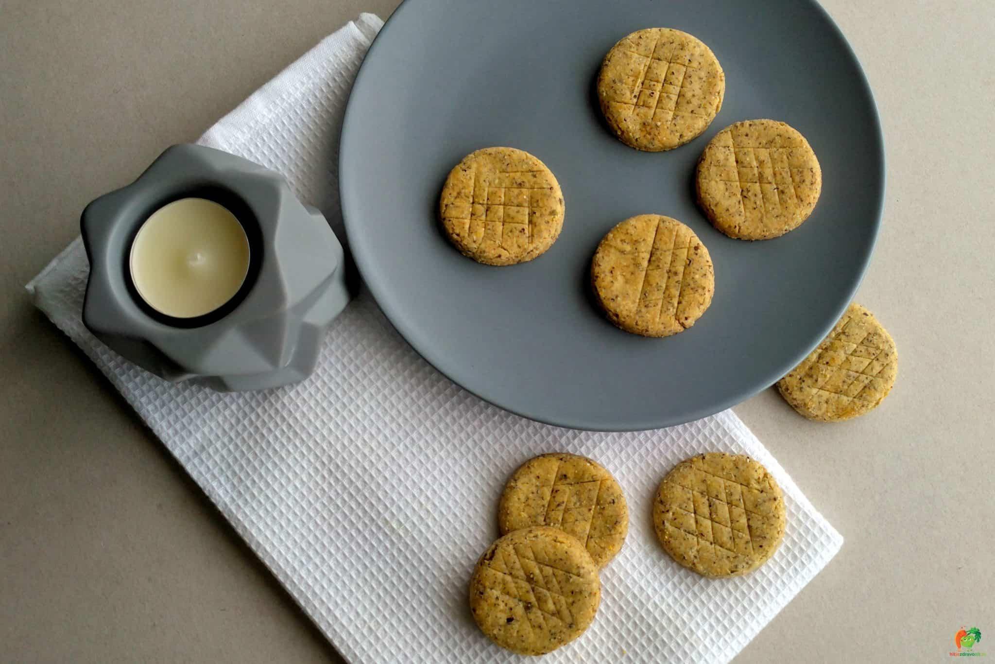 Tekvicové keksíky