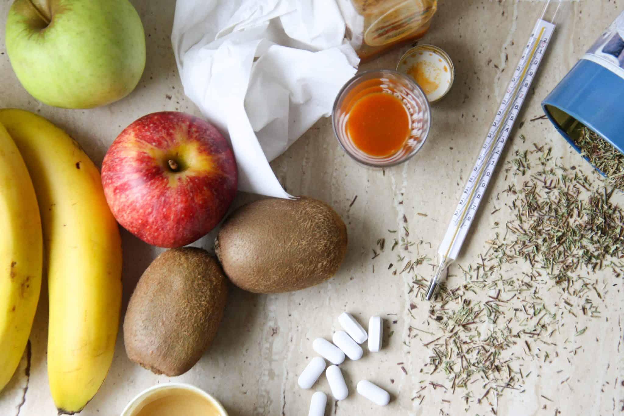 5 tipov ako bojujem proti chrípke ja