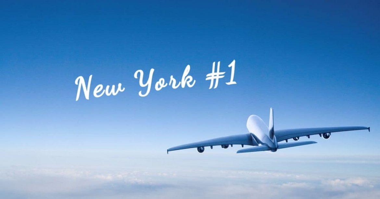 Cesta histaminičky do New Yorku #1