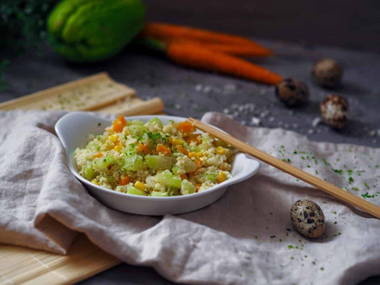 Karfiolové rizoto
