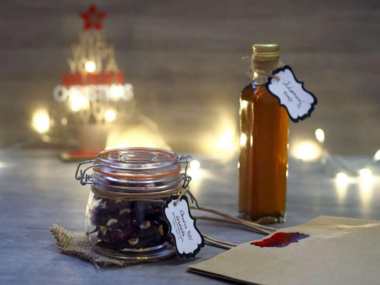 4 tipy na jedlé darčeky